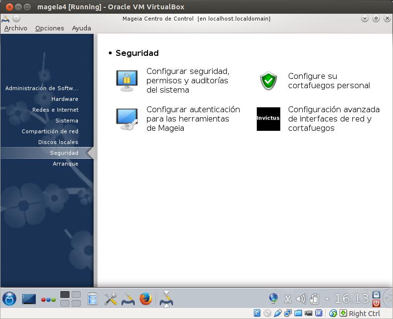 DriveMeca instalando Mageia 4 paso a paso