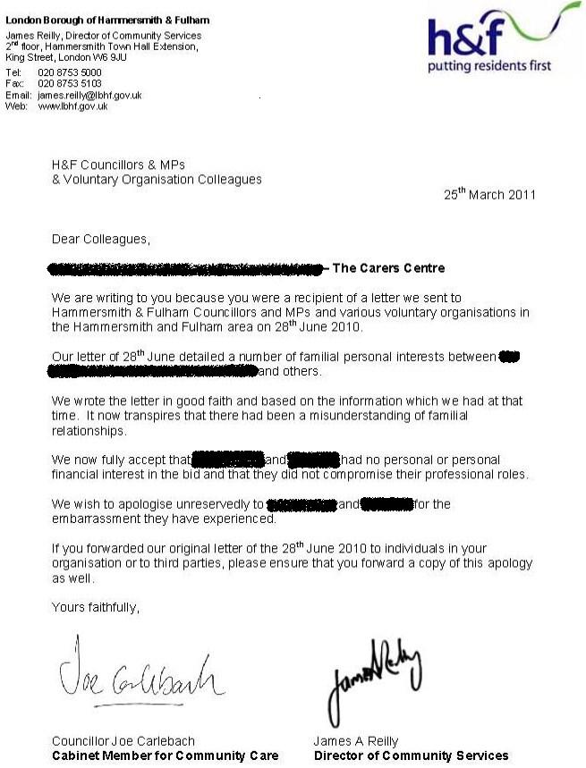 Example Of Apology Letter For Poor Customer Service Sample – Customer Apology Letter