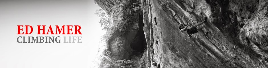 Ed Hamer - Climbing Life
