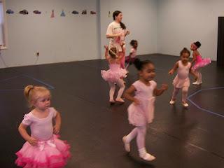 charlotte dance class
