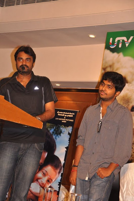 Deiva Thirumagal Movie Press Meet Stills Pics Photo Gallery film pics