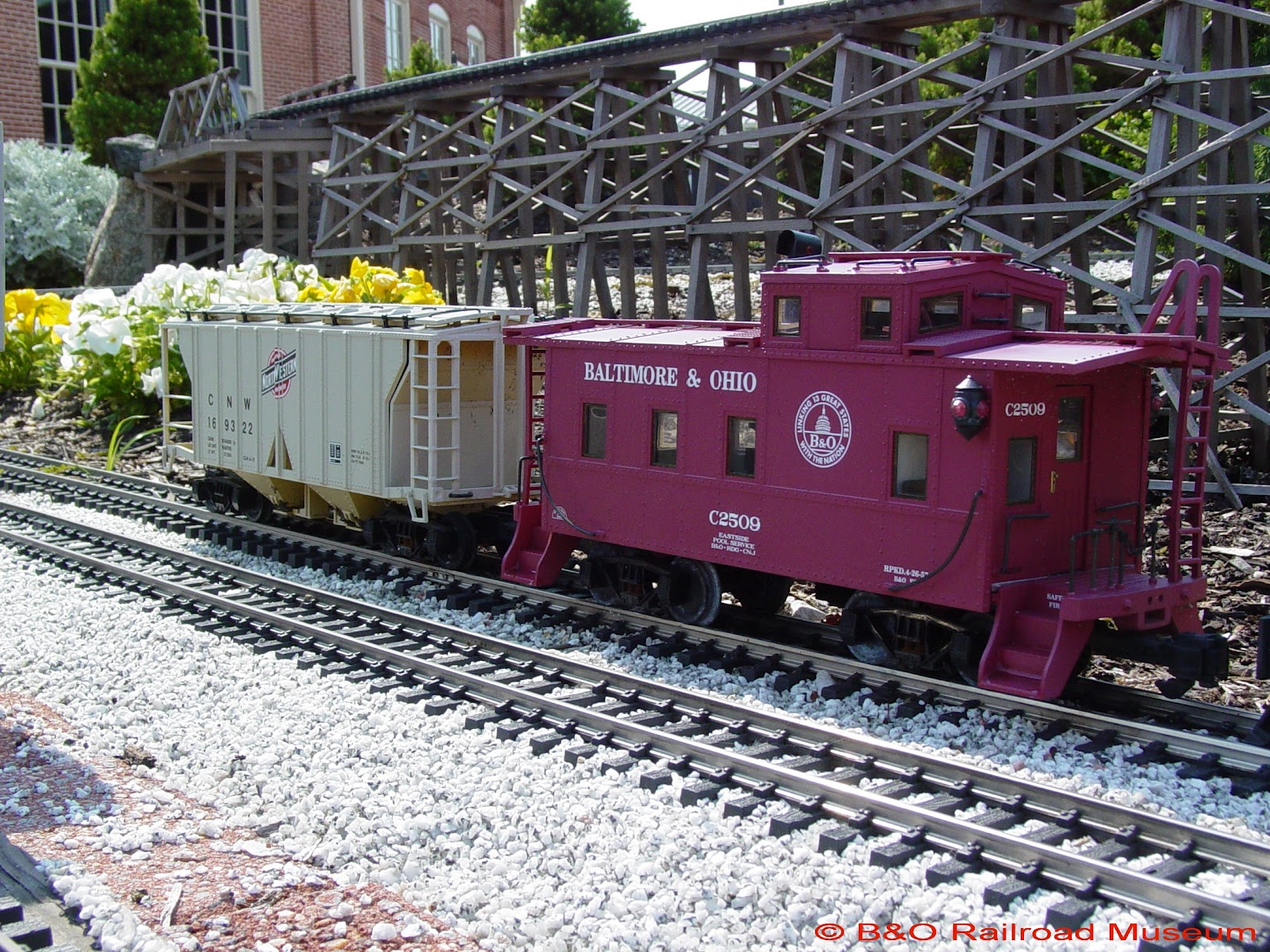 Ellicott city scale model railroad association