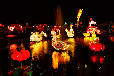Batu Night Spectacular (BNS) Malang