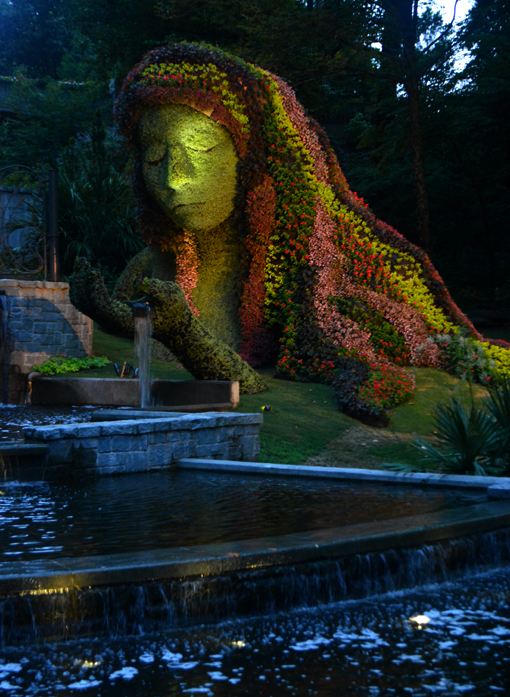 Earth Goddess | Atlanta Botanical Garden