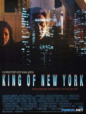 Ông Trùm New York King Of New York