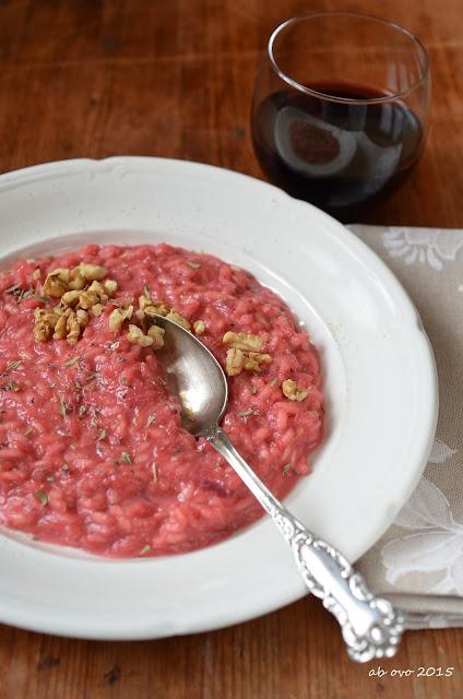 risotto-alla-barbabietola-taleggio-e-noci