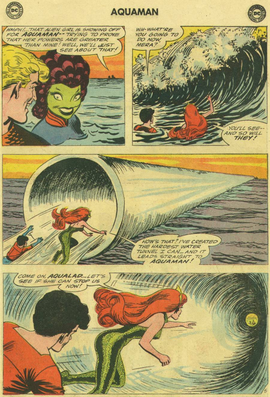 Aquaman (1962) Issue #16 #16 - English 7