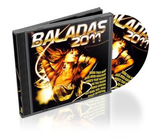 CD Baladas 2011