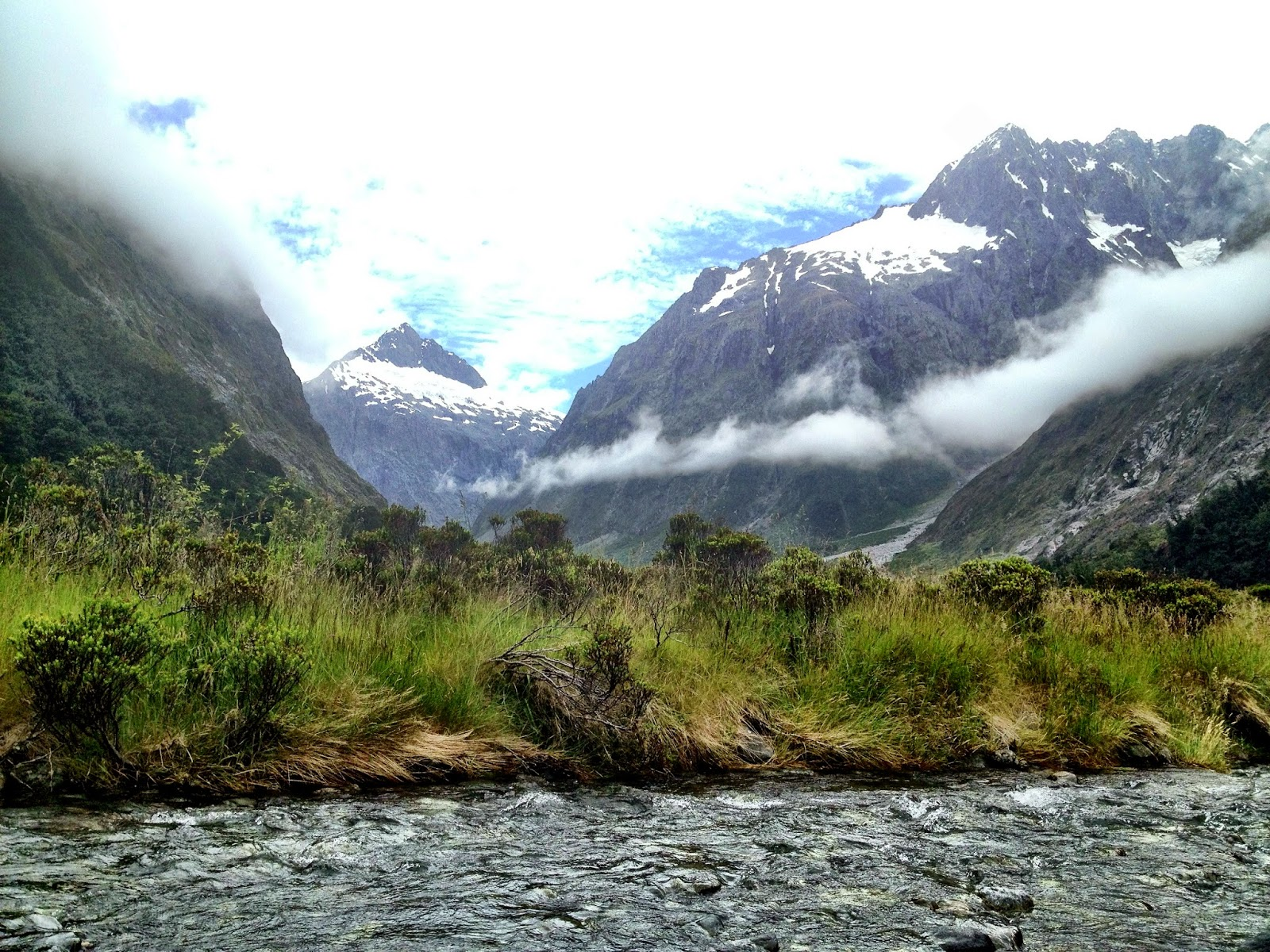 Breathtaking Fjordland National Park, South Island, New Zealand