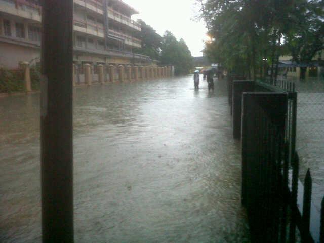 Banjir kilat 30 March 2012