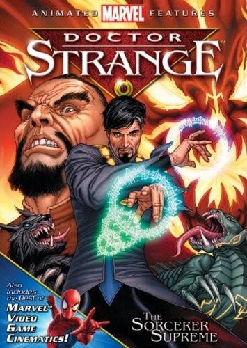 Dr. Extraño -2007- Dr. Strange [ Mg., Mf. y Sf. ]