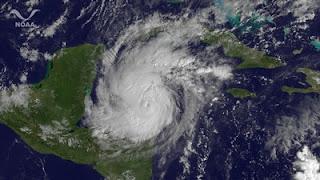 HQ-Satellitenfoto Hurrikan RINA vom 25. Oktober 2011