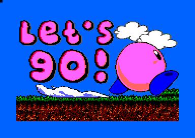 Publicada la primera versión de Let's Go, un colorido juego para Amstrad CPC