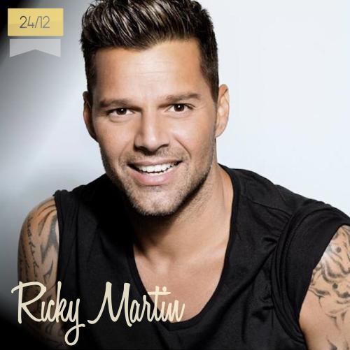 24 de diciembre   Ricky Martin - @ricky_martin   Info + vídeos