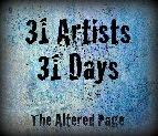 31 Artists/31 Days