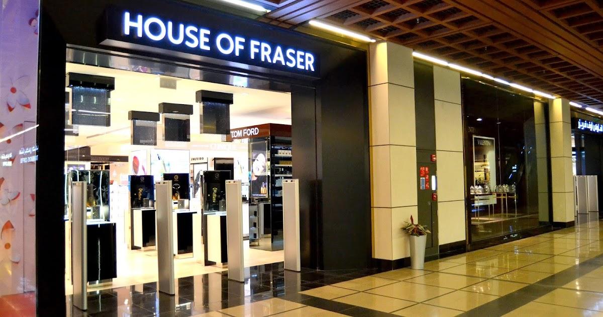 The Style Choreo House Of Fraser Abu Dhabi