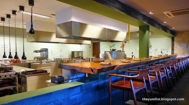 Cuca, best restaurant jimbaran, fusion, tapas, molecular