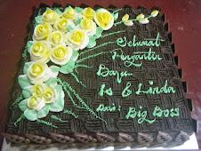 kek coklat pekat