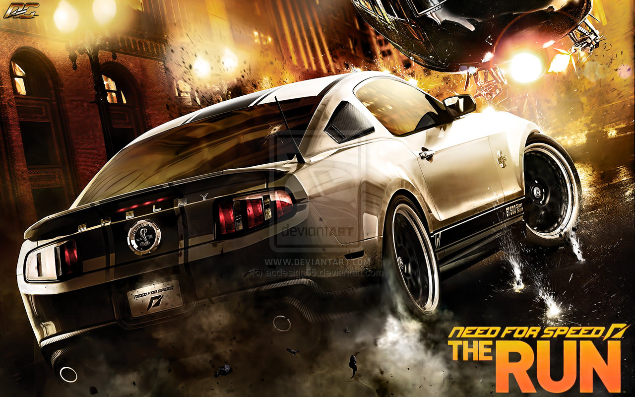 All Games Collection 7 New Car In Nfs The Run Comes To Ps3