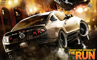 7 New Car in NFS The Run Comes to PS3