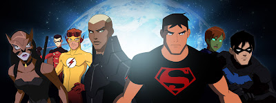 Young Justice: Invasion crowdfunding