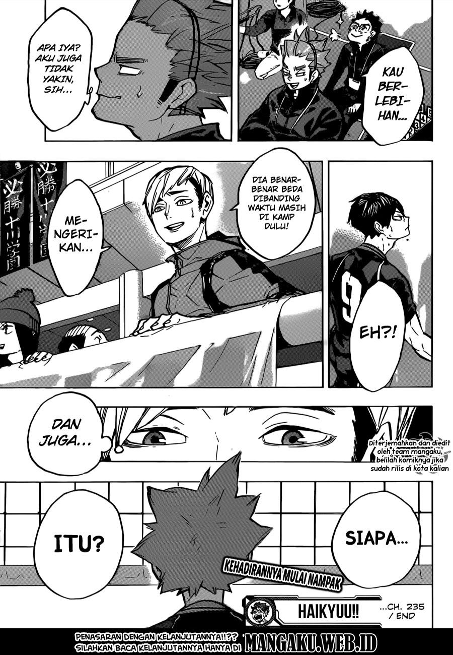 Haikyuu!! Chapter 235-18