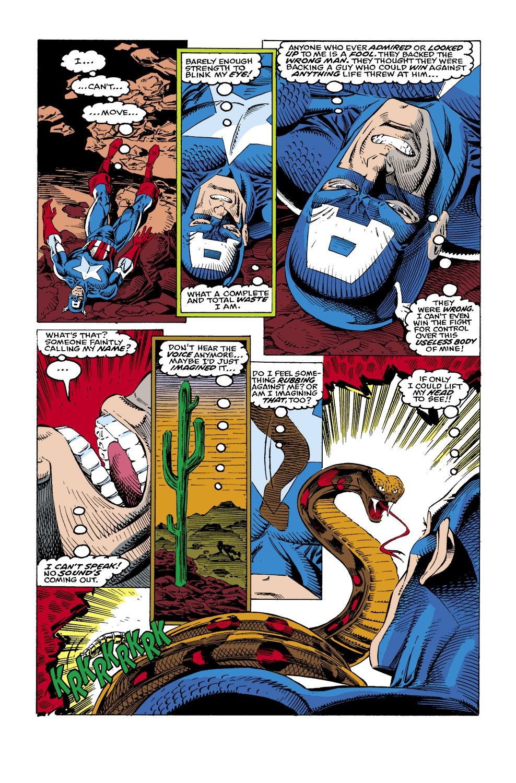 Captain America (1968) Issue #436 #386 - English 18
