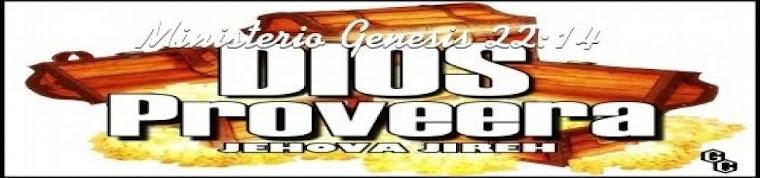 Ministerio Genesis 22:14