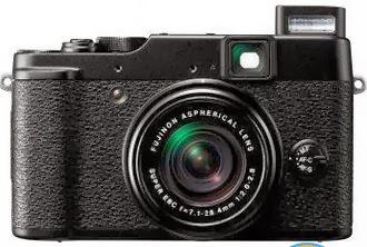 Harga dan Spesifikasi Kamera Fujifilm X10 - 12 MP