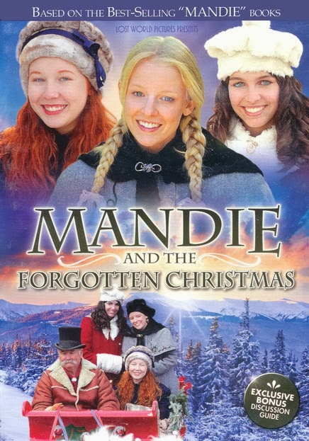 mandie and the forgotten christmas airs sunday november 24 at 11am when mandie shaw is thrust into miss heathwoods school for girls at christmastime - Christmas Movies 2013