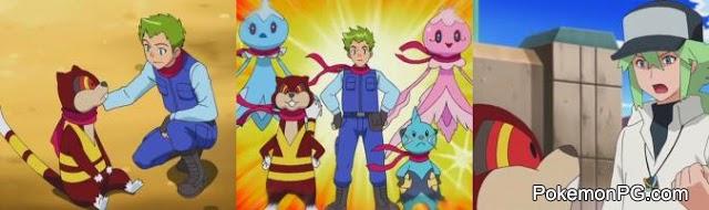 Aventuras en Unova - Capitulo 18 - ¡La patrulla portuaria Pokémon!