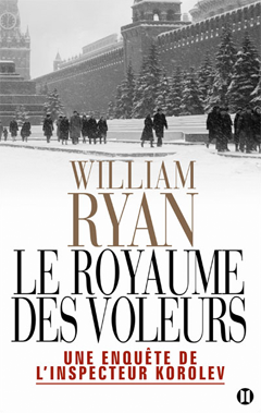 Le Royaume des Voleurs de William Ryan