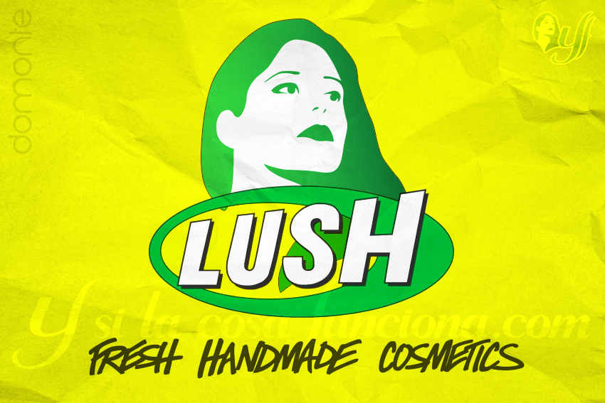 Logo Lush Ysilacosafunciona.com