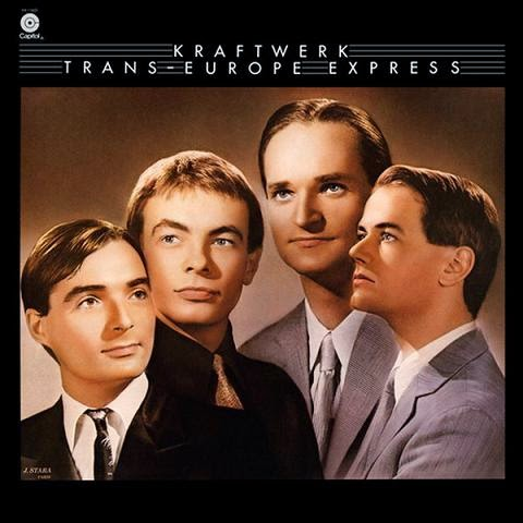 "Kraftwerk - ""Trans-Europe express"" (1977)"