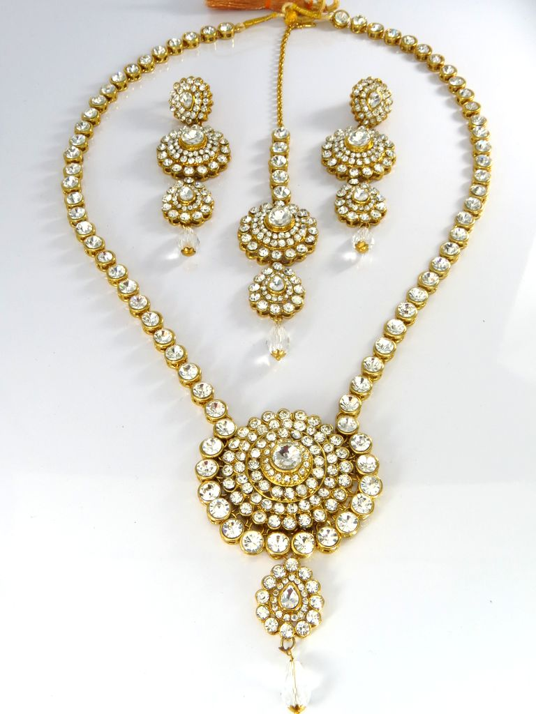Indian bridal jewelry export for Cheap gold jewelry near me