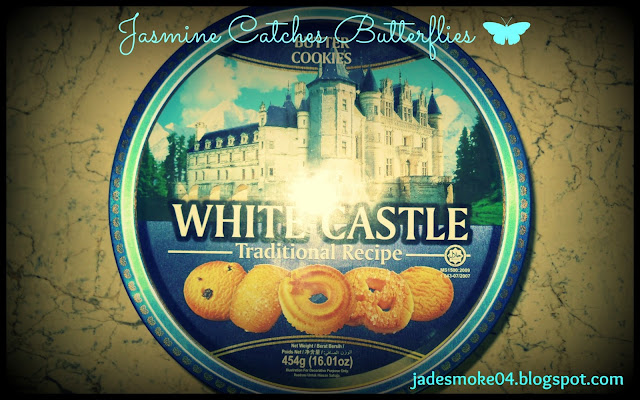 White Castle Butter Cookies