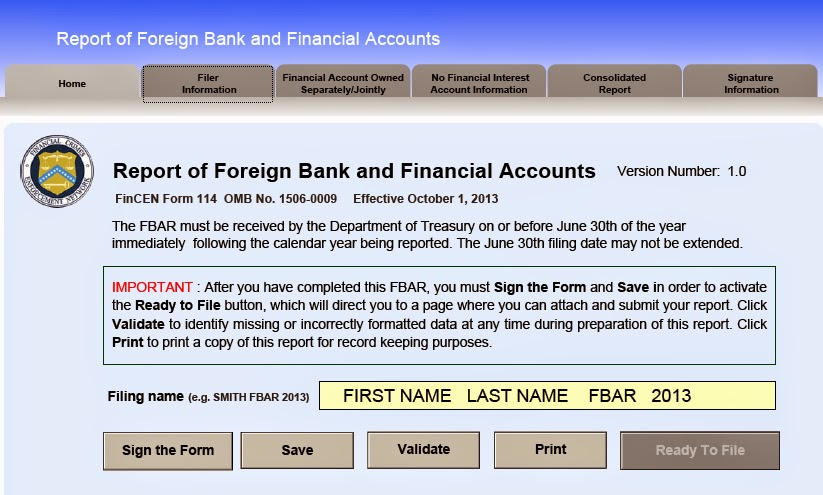 Are You A New Us Resident Found Out About Fbar And 8938 After The