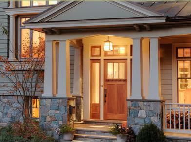 Fotos y dise os de puertas septiembre 2012 for Estilos de puertas de madera