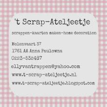 Webwinkel 't Scrap-Ateljeetje