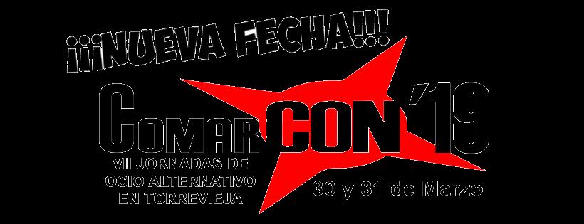 La ComarCON 2019 | 30 y 31 de Marzo