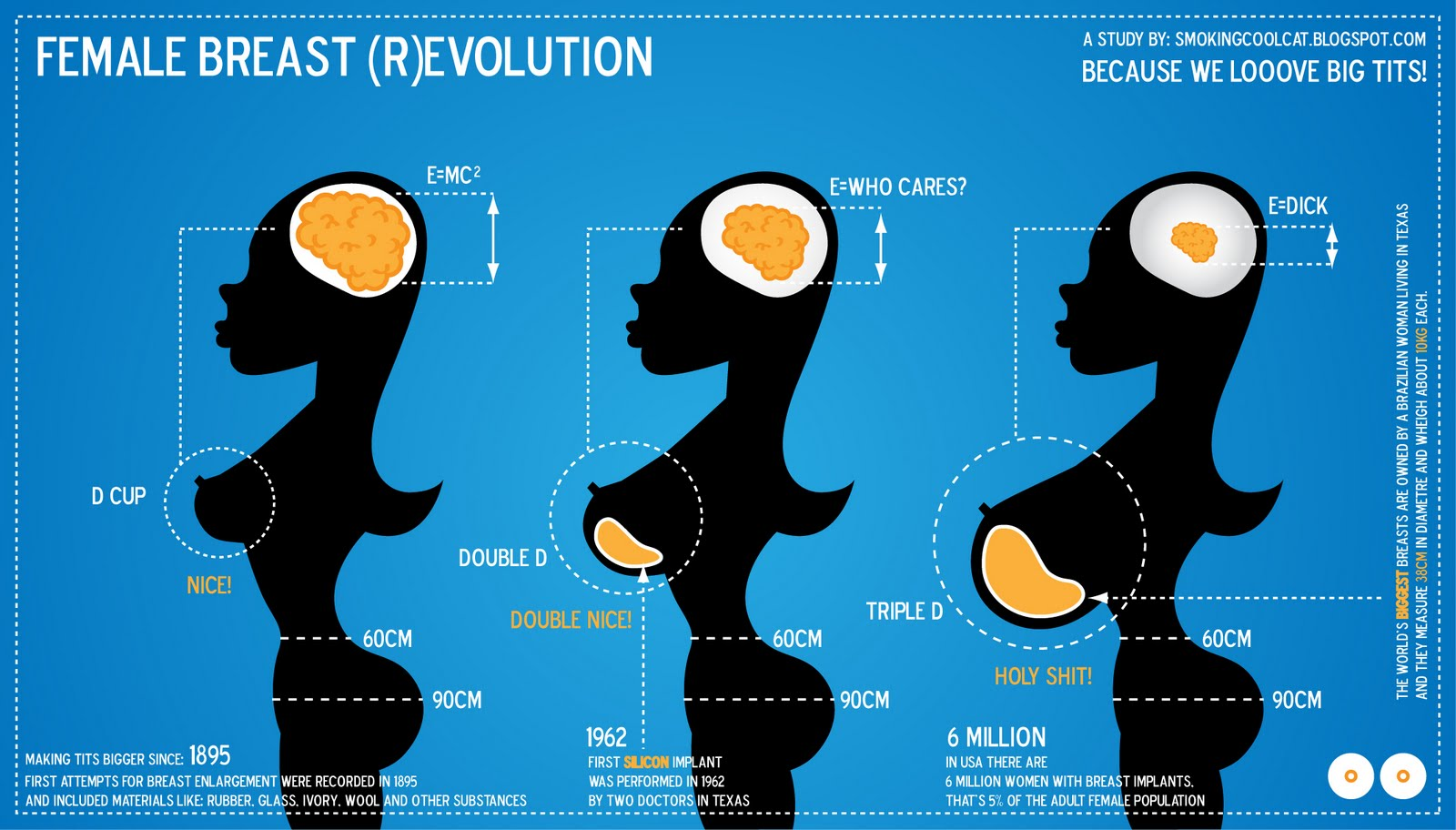 evolution of breasts Did you know that there's a growing body of research that states how bras are  not only negatively affecting the breasts, but breathing too.