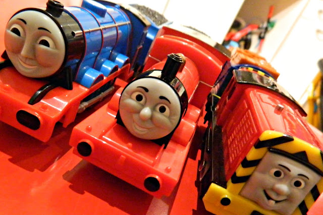 Gordon James Salty Thomas Tank Engine Trains