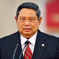 Presiden Susilo Bambang Yudhoyono