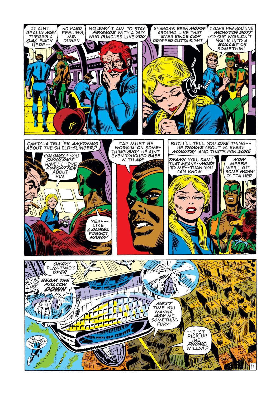 Captain America (1968) Issue #139 #53 - English 12