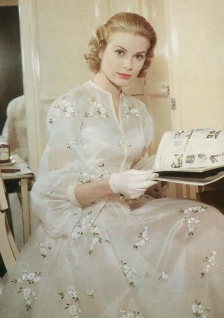 Vintage Wedding Dresses at the Movies: the countdown continues ...