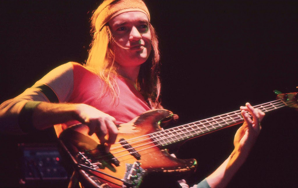 Bass of Doom di Jaco Pastorius