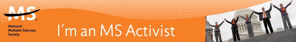 I'm an MS Activist