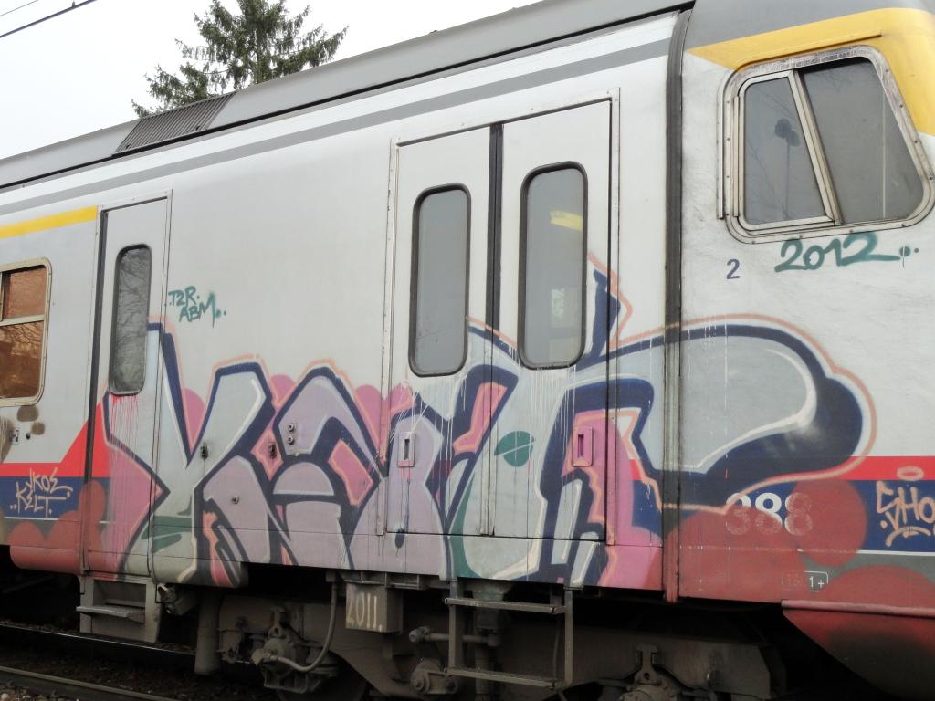 YLOT EQTS KILZ Graffiti