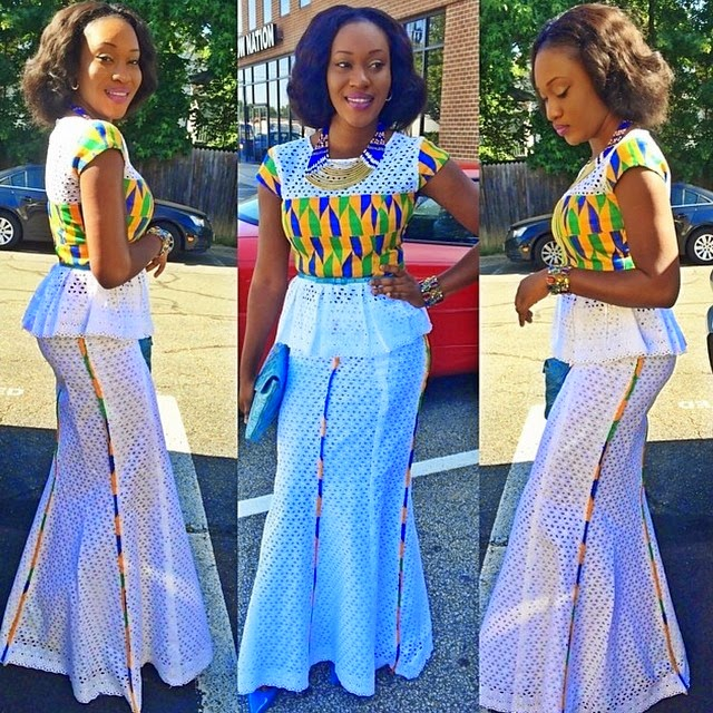 Ladies: See 20 Latest Ankara Styles You Can Try Out