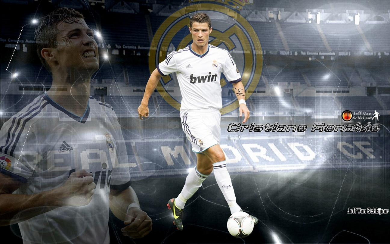 cristiano ronaldo hd wallpaper 2013